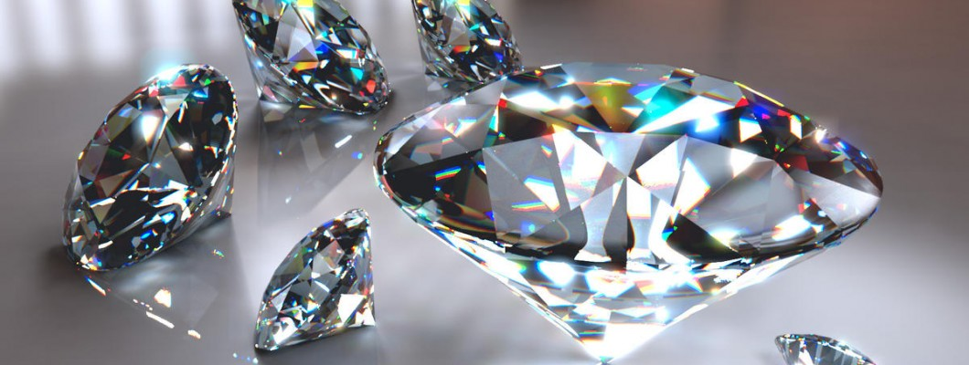Are the diamonds in diamond blades real?