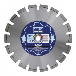 Duro DA 300mm Diamond Blade - 20mm Bore