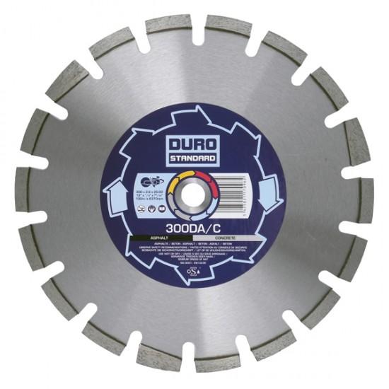 Duro DA/C 300mm Diamond Blade - 20mm Bore