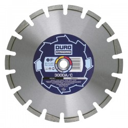 Duro DA/C 350mm Diamond Blade - 25.4mm Bore