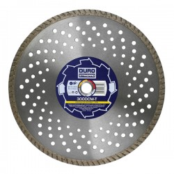 Duro DCM-T 230mm Diamond Blade - 22.2mm Bore