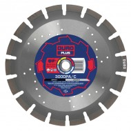 Duro Plus DPA/C 350mm Diamond Blade - 25.4mm Bore