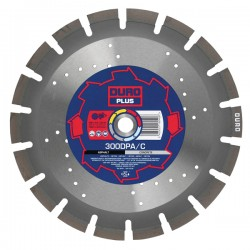 Duro Plus DPA/C 450mm Diamond Blade - 25.4mm Bore