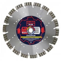 Duro Plus DPCM 350mm Diamond Blade - 20mm Bore
