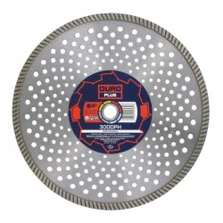 Duro Plus DPH 450mm Diamond Blade - 25.4mm Bore