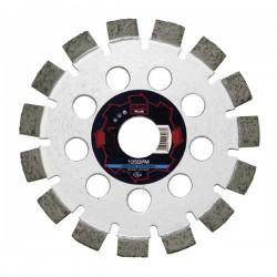 Duro Plus DPM 125mm Diamond Blade - 22.2mm Bore