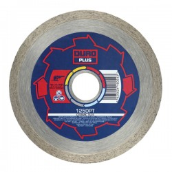 Duro Plus DPT 180mm Diamond Blade - 25.4mm Bore