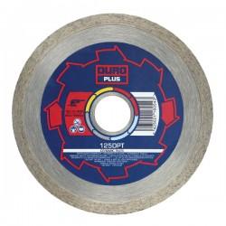 Duro Plus DPT 180mm Diamond Blade - 25.4mm Bore