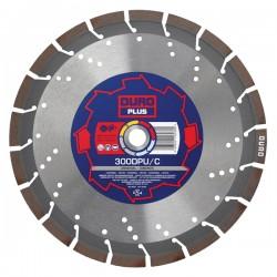 Duro Plus DPU/C 500mm Diamond Blade - 25.4mm Bore