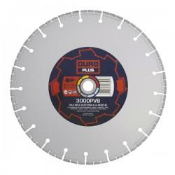 Duro Plus DPVB 125mm Diamond Blade - 22.2mm Bore
