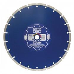 Duro Base DSBM 230mm Diamond Blade - 22.2mm Bore