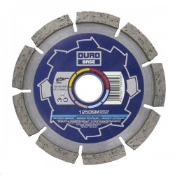 Duro Base DSM 125mm Diamond Blade - 22.2mm Bore