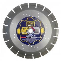 Duro Ultra DUA/C 600mm Diamond Blade - 25.4mm Bore