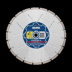 Duro Ultra DUM/S 300mmmm Diamond Blade - 20mm Bore