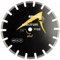 Spectrum DA 350mm Diamond Blade - 25.4mm Bore
