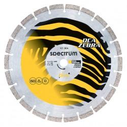 Spectrum DCA 115mm Diamond Blade - 22.2mm Bore