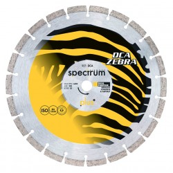 Spectrum DCA 125mm Diamond Blade - 22.2mm Bore
