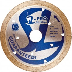 Spectrum SL 250mm Diamond Blade - 25.4mm Bore