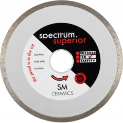 Spectrum SM 100mm Diamond Blade - 16mm Bore