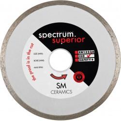 Spectrum SM 100mm Diamond Blade - 16mm Bore