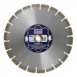 Duro Standard DU/C 100mm Diamond Blade - 22.2mm Bore