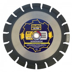 Duro DUSCM 350mm Diamond Blade - 25.4mm Bore