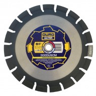 Duro DUSCM 350mm Diamond Blade - 25.4mm Bore
