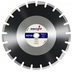 Marcrist AS750 450mm Diamond Blade - 25.4mm Bore