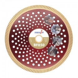 Marcrist BF850 Silent Max 180mm Diamond Blade - 22.2mm Bore