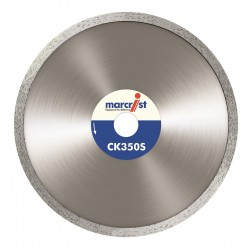 Marcrist CK350 180mm Diamond Blade - 25.4mm Bore