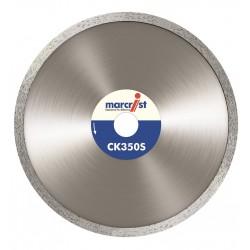 Marcrist CK350 180mm Diamond Blade - 25.4mm Bore