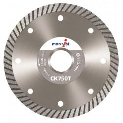 Marcrist CK750T 180mm Diamond Blade - 25.4mm Bore