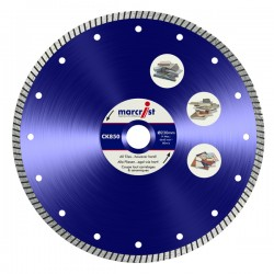 Marcrist CK850 250mm Diamond Blade - 25.4mm Bore