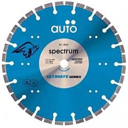 Spectrum ZX10 500mm Diamond Blade - 25.4mm Bore