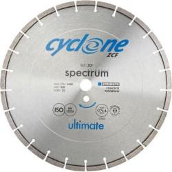 Spectrum ZCF 450mm Diamond Blade - 25.4mm Bore