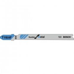 Bosch T118AF Jigsaw Blades (Pack of 5)