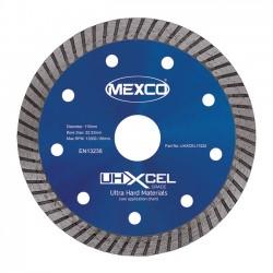 Mexco UHXCEL 200mm Diamond Blade - 22.23mm Bore