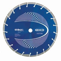 Mexco ASX10 350mm Diamond Blade - 20mm Bore