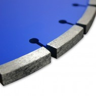 Mexco ALXCEL 350mm x 12mm Looping Blade - 25.4mm Bore