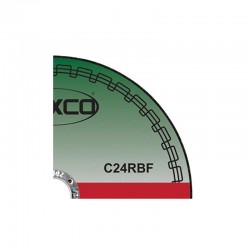 Mexco 115mm Abrasive Wheel Flat Cutting (Stone) - FSC3