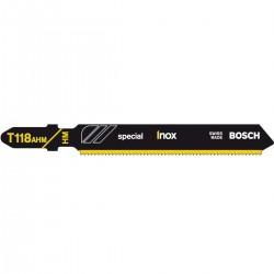Bosch T118AHM Jigsaw Blades (Pack of 3)