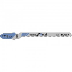 Bosch T118EOF Jigsaw Blades (Pack of 5)