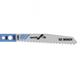 Bosch MA127D Jigsaw Blades (Pack of 5)