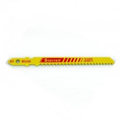 Starrett BU38 Jigsaw Blades (Pack of 5)