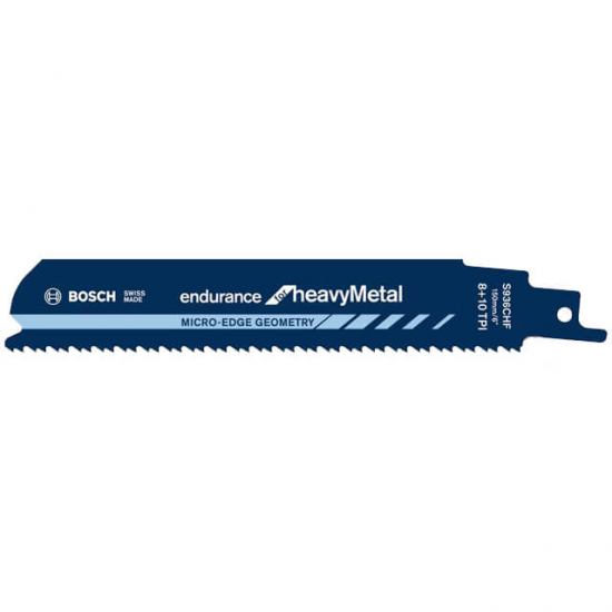 Bosch Sabre Saw Blade S936CHF (Pack of 5)