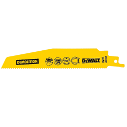DeWalt Sabre Saw Blade DT2301L-QZ (Pack of 5)