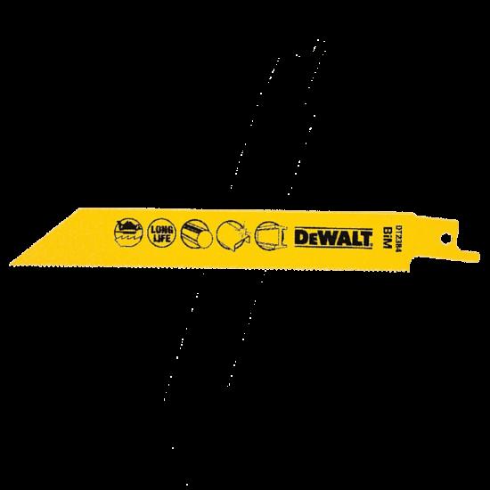 DeWalt Sabre Saw Blade DT2384-QZ (Pack of 5)