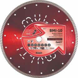Dart Red Ten BMI-10 125mm Diamond Blade - 22mm Bore