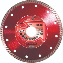 Dart Red Ten ST-10 180mm Diamond Blade - 22mm Bore