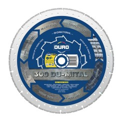 Duro DU-MITAL 350mm Diamond Blade - 25.4mm Bore